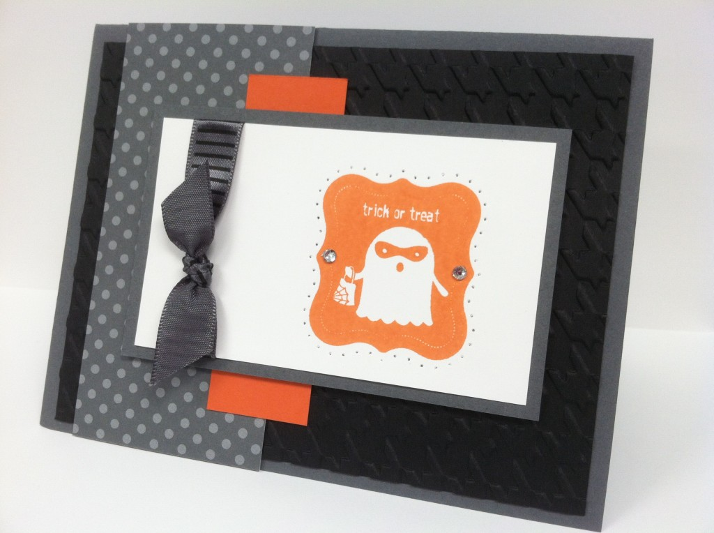 Tricky Treats Card