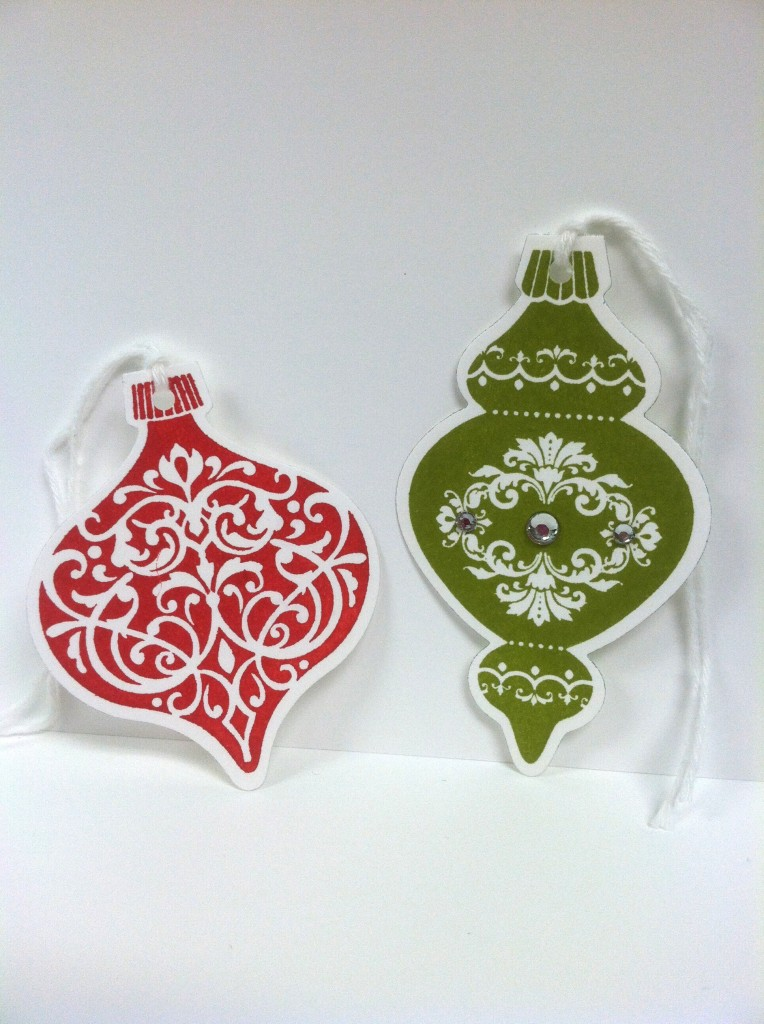 stampin up holiday projects | Stamp with Dara