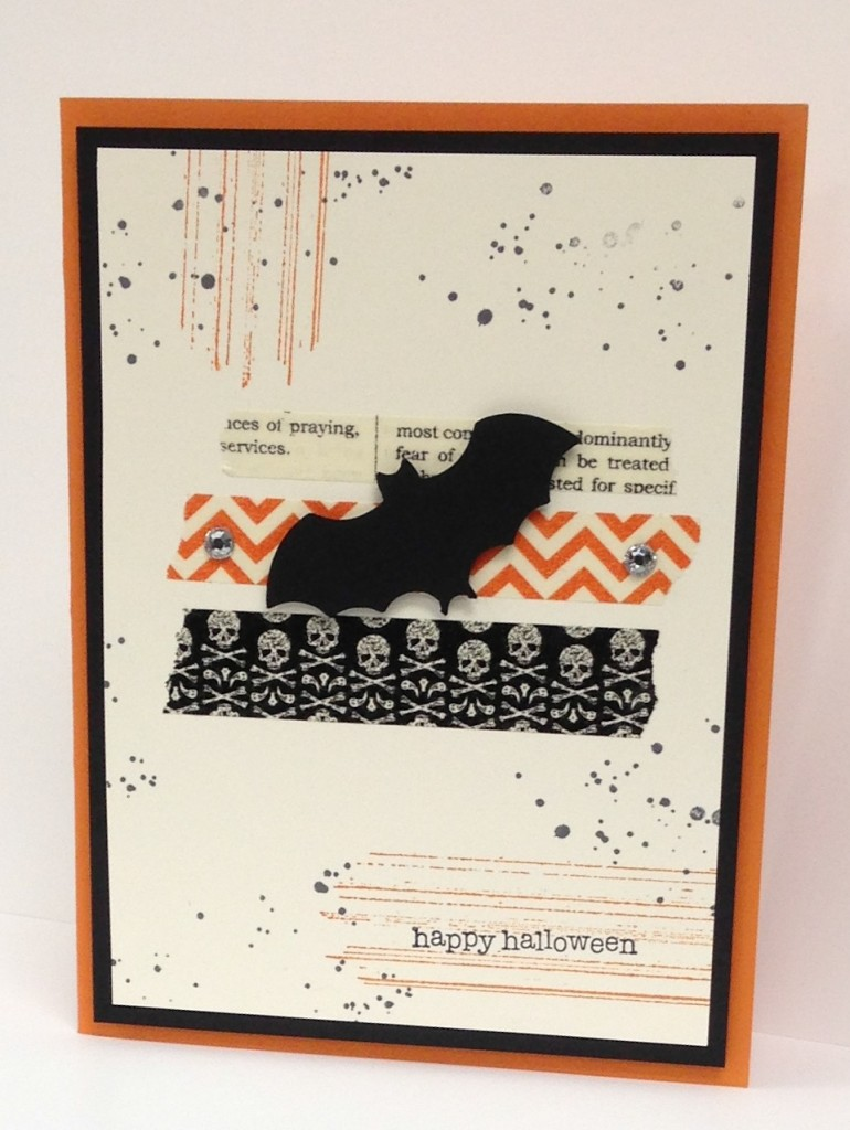 Halloween- Witches Brew Washi Tape