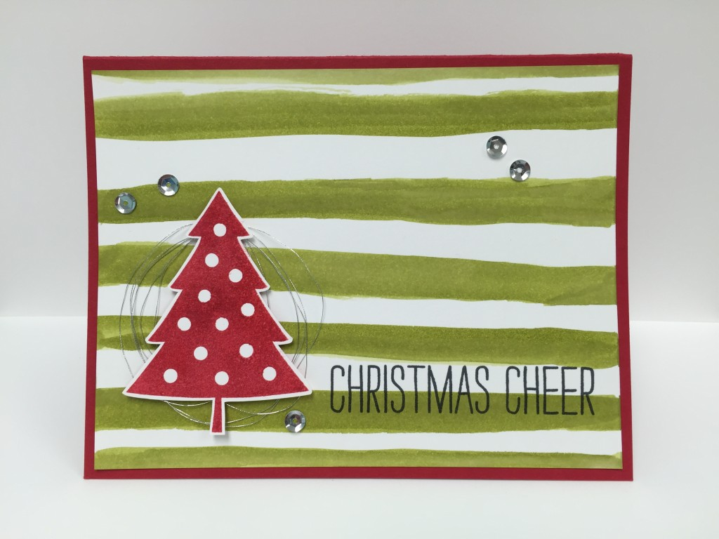 Stamp with Dara: Cheer All Year Christmas